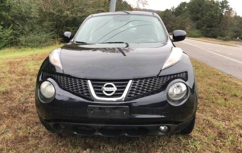 2011 Nissan JUKE for sale at Anaheim Auto Auction in Irondale AL
