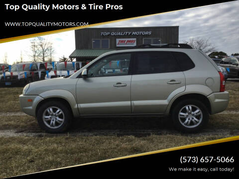 2006 Hyundai Tucson for sale at Top Quality Motors & Tire Pros in Ashland MO