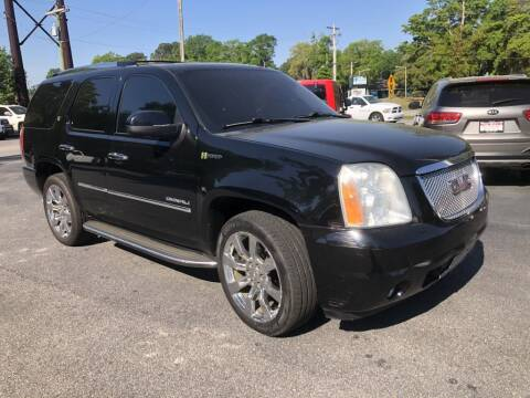 2011 GMC Yukon for sale at Auto Cars in Murrells Inlet SC