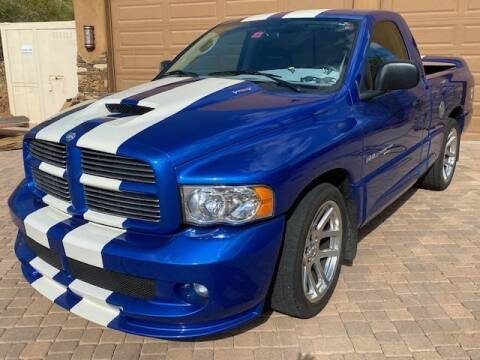 2004 Dodge Ram for sale at Classic Car Deals in Cadillac MI