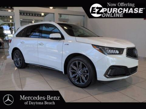 2020 Acura MDX for sale at Mercedes-Benz of Daytona Beach in Daytona Beach FL
