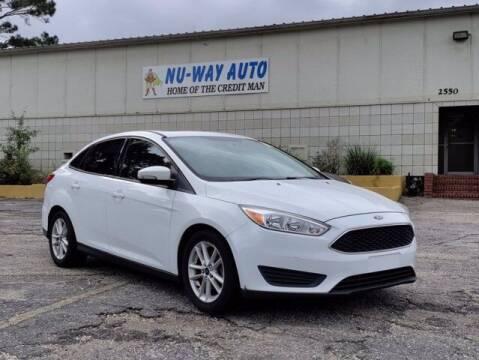 2016 Ford Focus for sale at Nu-Way Auto Ocean Springs in Ocean Springs MS