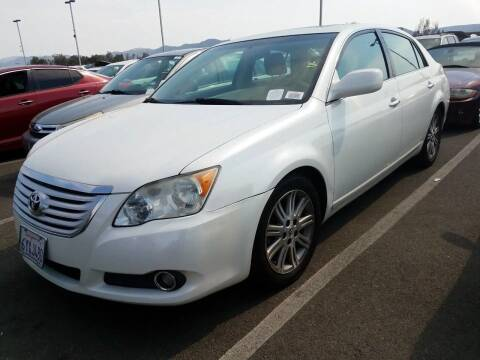 2009 Toyota Avalon for sale at McHenry Auto Sales in Modesto CA