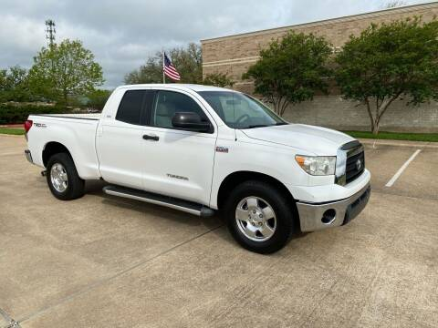 2007 Toyota Tundra for sale at Pitt Stop Detail & Auto Sales in College Station TX