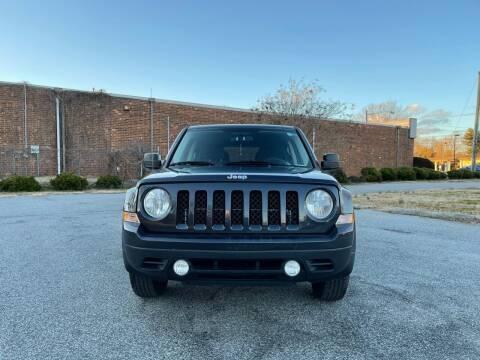 2014 Jeep Patriot for sale at RoadLink Auto Sales in Greensboro NC
