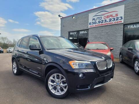 2011 BMW X3 for sale at Auto Deals in Roselle IL