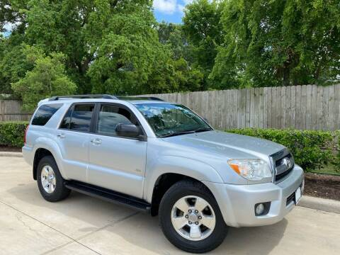 2008 Toyota 4Runner for sale at AC MOTORCARS LLC in Houston TX