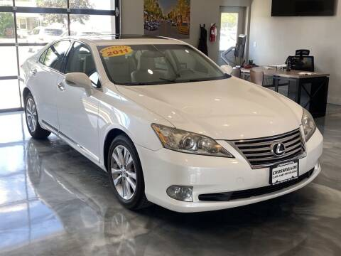 2011 Lexus ES 350 for sale at Crossroads Car & Truck in Milford OH