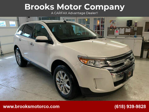 2011 Ford Edge for sale at Brooks Motor Company in Columbia IL