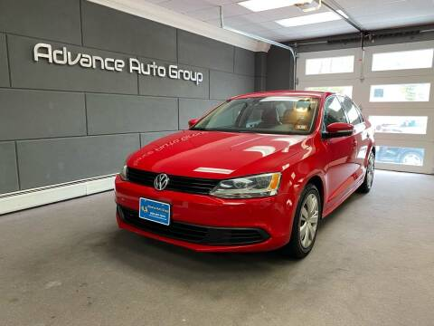 2014 Volkswagen Jetta for sale at Advance Auto Group, LLC in Chichester NH