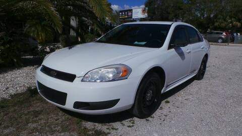 2012 Chevrolet Impala for sale at Southwest Florida Auto in Fort Myers FL