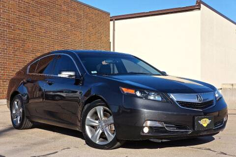 2013 Acura TL for sale at Effect Auto Center in Omaha NE