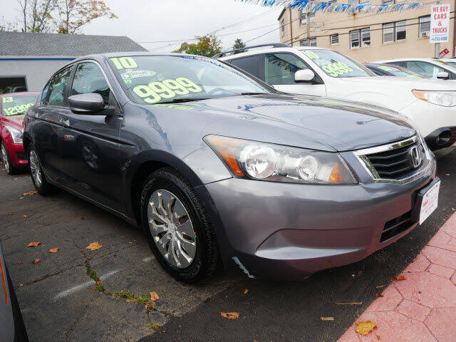 2010 Honda Accord for sale at M & R Auto Sales INC. in North Plainfield NJ