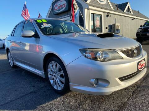 2008 Subaru Impreza for sale at Cape Cod Carz in Hyannis MA