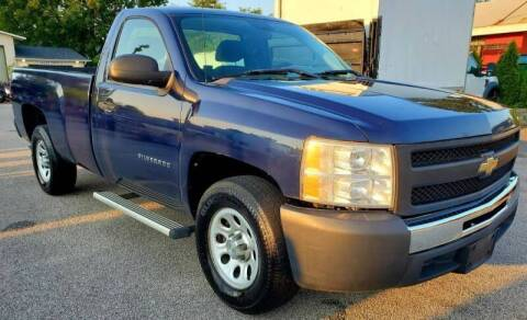 2010 Chevrolet Silverado 1500 for sale at Auto and Cycle Brokers of Tidewater in Norfolk VA