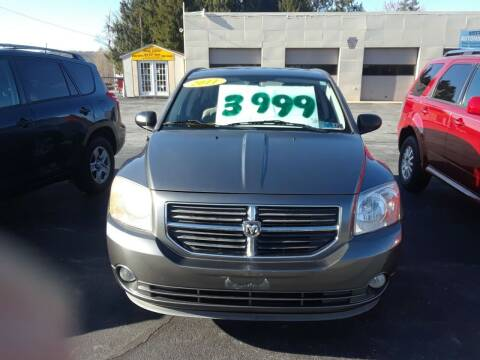 2011 Dodge Caliber for sale at Dun Rite Car Sales in Downingtown PA