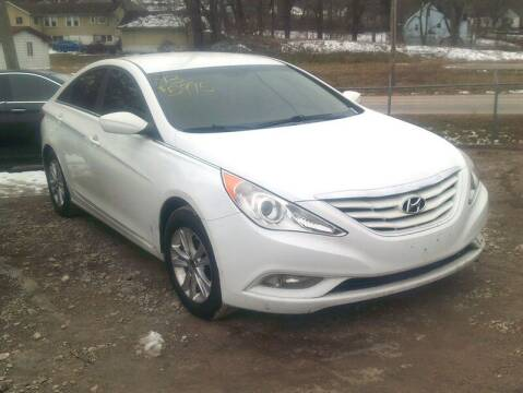 2013 Hyundai Sonata for sale at WEINLE MOTORSPORTS in Cleves OH