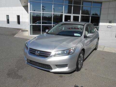 2013 Honda Accord for sale at Auto America in Monroe NC