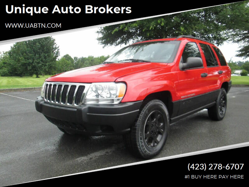 2000 Jeep Grand Cherokee for sale at Unique Auto Brokers in Kingsport TN