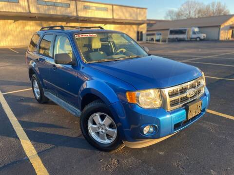 2011 Ford Escape for sale at D3 Auto Sales in Des Arc AR