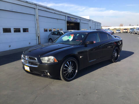 2011 Dodge Charger for sale at My Three Sons Auto Sales in Sacramento CA