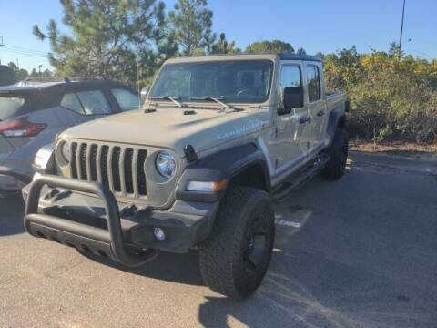 2020 Jeep Gladiator for sale at PHIL SMITH AUTOMOTIVE GROUP - Pinehurst Nissan Kia in Southern Pines NC