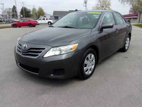 2011 Toyota Camry for sale at Ideal Auto Sales, Inc. in Waukesha WI