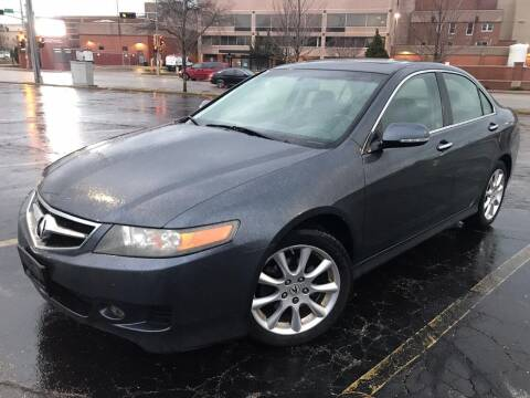 2007 Acura TSX for sale at Your Car Source in Kenosha WI