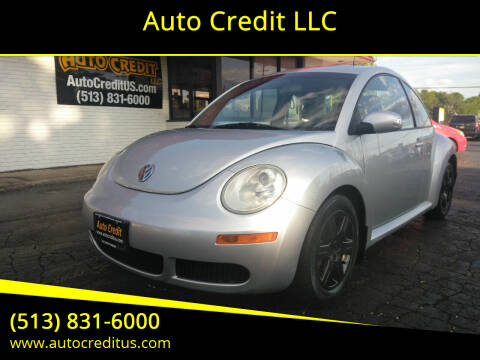 2006 Volkswagen New Beetle for sale at Auto Credit LLC in Milford OH