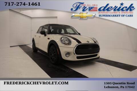 2017 MINI Hardtop 4 Door for sale at Lancaster Pre-Owned in Lancaster PA