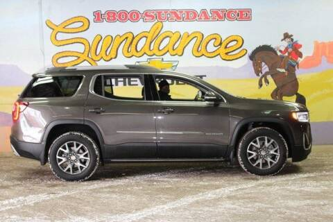 2020 GMC Acadia for sale at Sundance Chevrolet in Grand Ledge MI