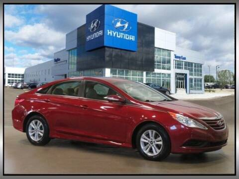 2014 Hyundai Sonata for sale at Terry Lee Hyundai in Noblesville IN