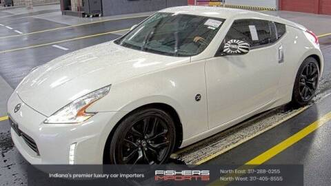 2016 Nissan 370Z for sale at Fishers Imports in Fishers IN