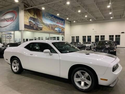 2011 Dodge Challenger for sale at Godspeed Motors in Charlotte NC
