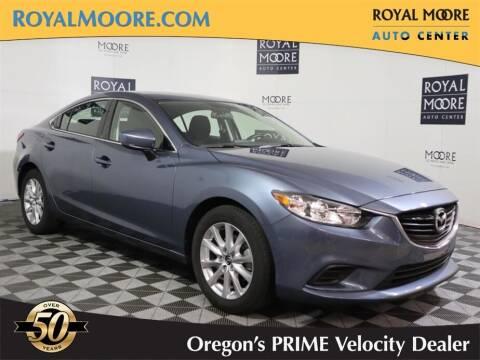 2017 Mazda MAZDA6 for sale at Royal Moore Custom Finance in Hillsboro OR