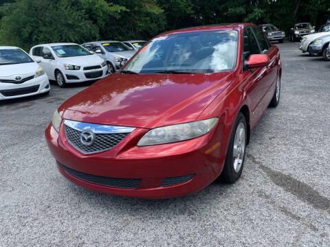 2003 Mazda MAZDA6 for sale at Diana Rico LLC in Dalton GA