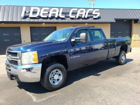 2009 Chevrolet Silverado 3500HD for sale at I-Deal Cars in Harrisburg PA