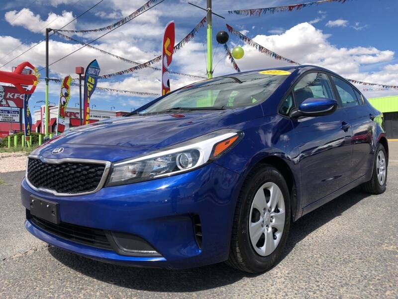 2017 Kia Forte for sale at 1st Quality Motors LLC in Gallup NM