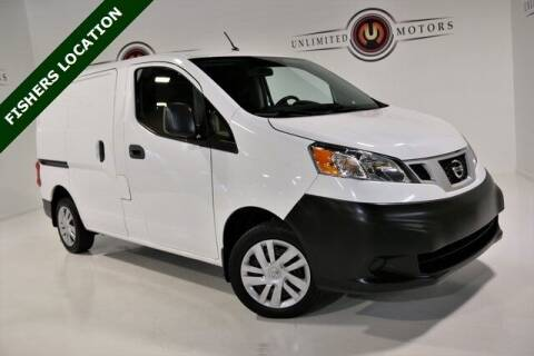 2015 Nissan NV200 for sale at Unlimited Motors in Fishers IN