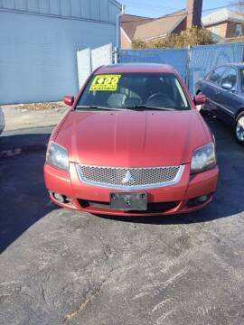 2011 Mitsubishi Galant for sale at Credit Connection Auto Sales Inc. YORK in York PA