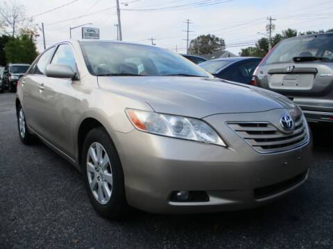 2007 Toyota Camry for sale at Unlimited Auto Sales Inc. in Mount Sinai NY