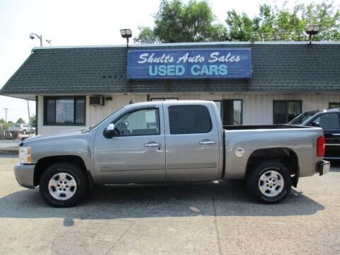 2007 Chevrolet Silverado 1500 for sale at SHULTS AUTO SALES INC. in Crystal Lake IL