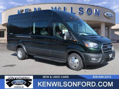 2020 Ford Transit Crew for sale at Ken Wilson Ford in Canton NC