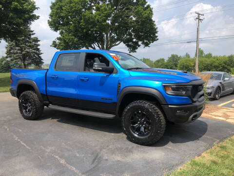 2021 RAM Ram Pickup 1500 for sale at Fox Valley Motorworks in Lake In The Hills IL