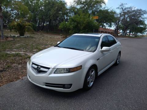 2007 Acura TL for sale at Low Price Auto Sales LLC in Palm Harbor FL