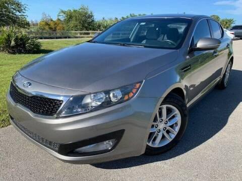2013 Kia Optima for sale at Deerfield Automall in Deerfield Beach FL