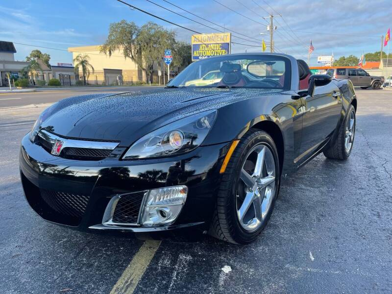 2008 Saturn SKY for sale at RoMicco Cars and Trucks in Tampa FL