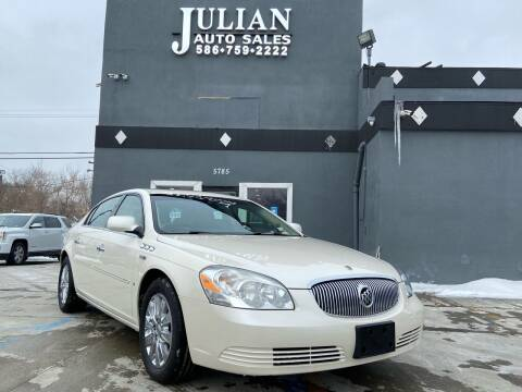 2009 Buick Lucerne for sale at Julian Auto Sales, Inc. in Warren MI