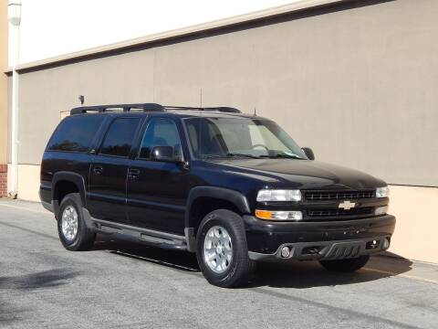 2002 Chevrolet Suburban for sale at Gilroy Motorsports in Gilroy CA