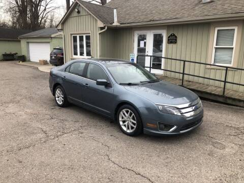 2011 Ford Fusion for sale at Sharpin Motor Sales in Columbus OH